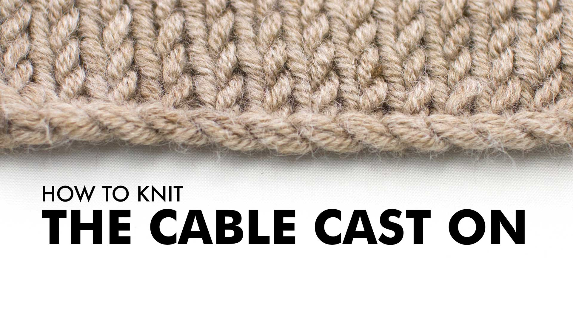The Knit Front And Back Increase Kfb New Stitch A Day