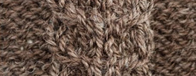 The Open Cable Stitch