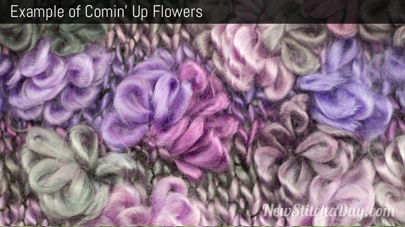 Example Of Comin' Up Flowers
